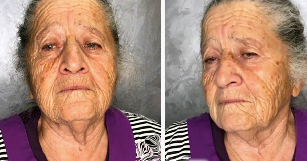 Grandma asks granddaughter for a new style her transformation hours later shocks everyone - Como cambiar de look en casa ...