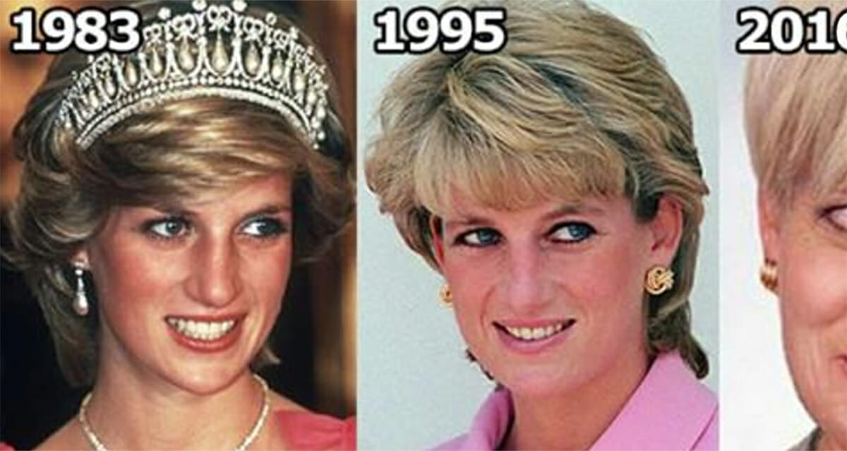 Here 39 S How Princess Diana Would Look Today If She 39 D Lived