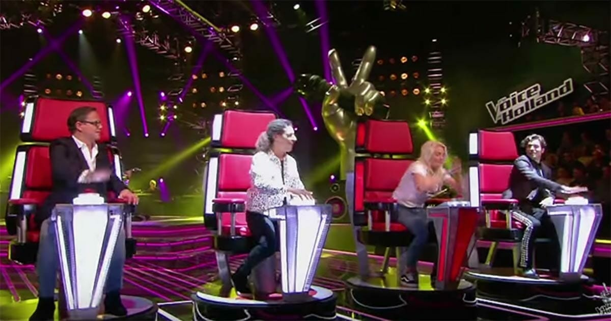 baggio, the voice, abba, does your mother know