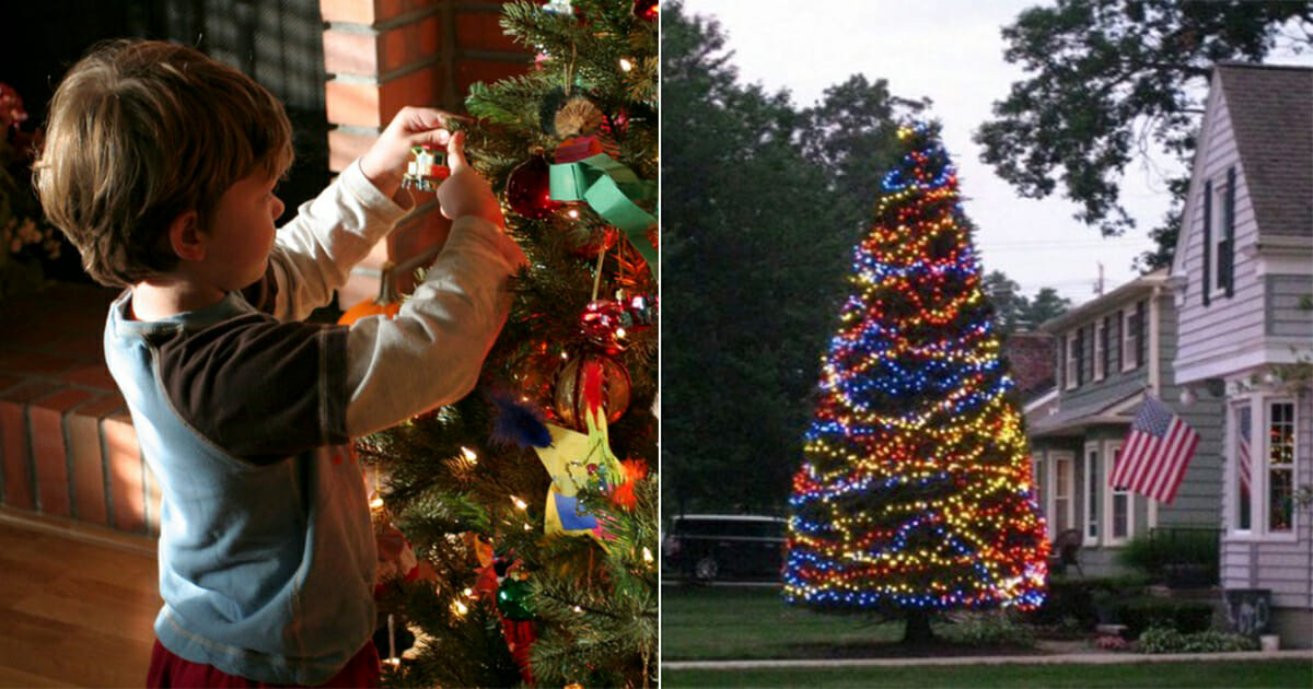people who put up christmas decorations early are happier and live longer says expert