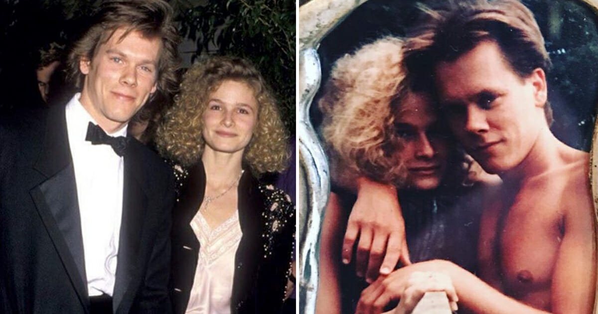 Kevin Bacon And Kyra Sedgwick Celebrate 30 Years Of Marriage See Their Love Story In Pictures