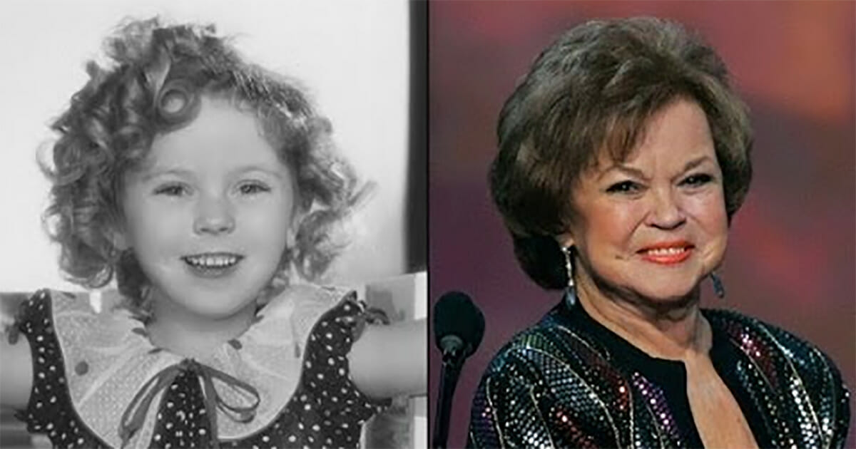 Shirley temple black now