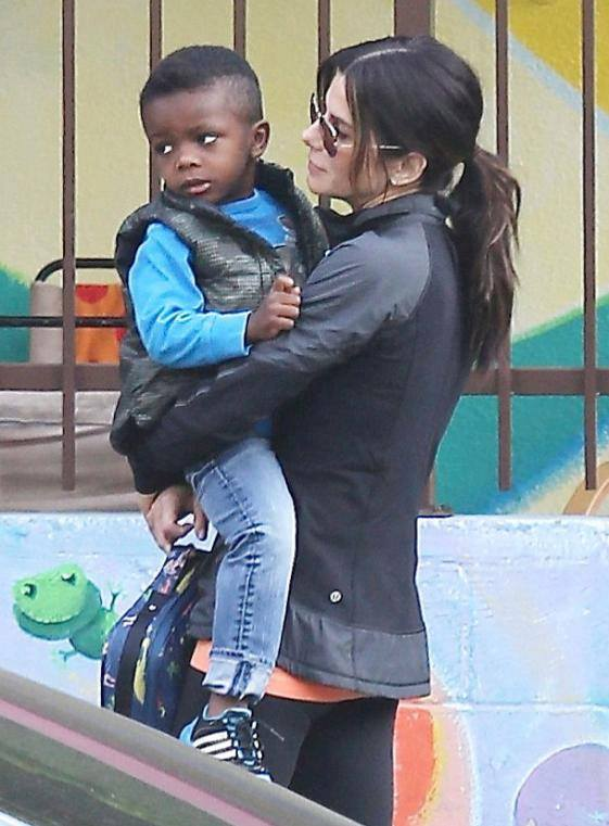 After plenty of heartache Sandra Bullock seems to have finally found