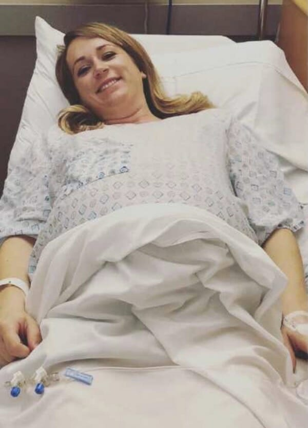 After adoption, woman discovers she is pregnant with triplets